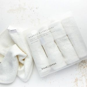 🆕 Nash & Jones Bamboo Washcloths